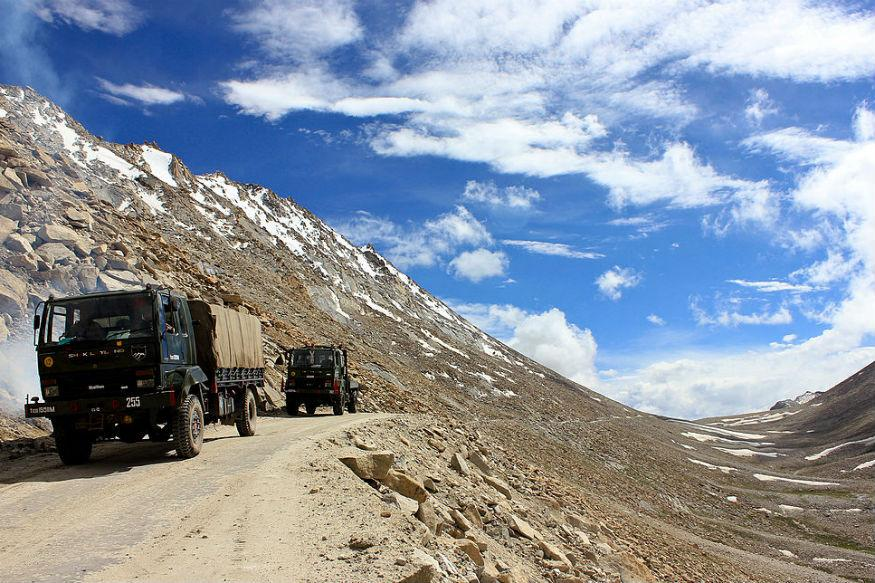 India and China Hold Joint Army Exercise on Disaster Relief in Ladakh
