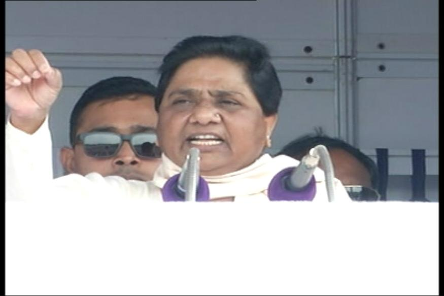 BJP Desires 'Hindu Rashtra', Modi Has Failed: Mayawati