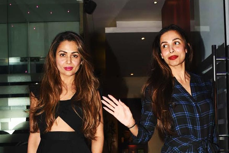 This Photo of Karisma, Amrita and Malaika Will Give Serious Friendship Goals