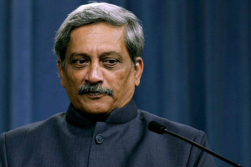 Manohar Parrikar is a National Embarrassment: Congress