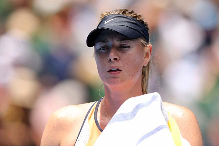 Maria Sharapova to Test Comeback Waters in Las Vegas Exhibition