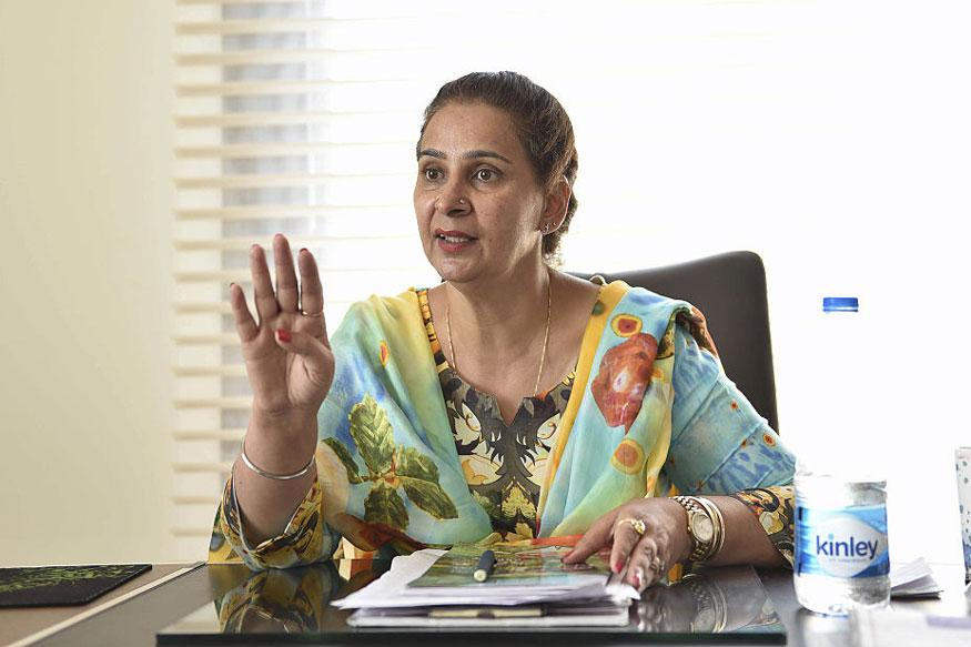 Navjot Kaur Sidhu Resigns From Primary Membership of BJP