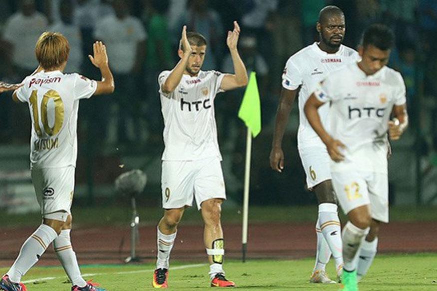 ISL: NorthEast United FC 'Two' Good for FC Goa