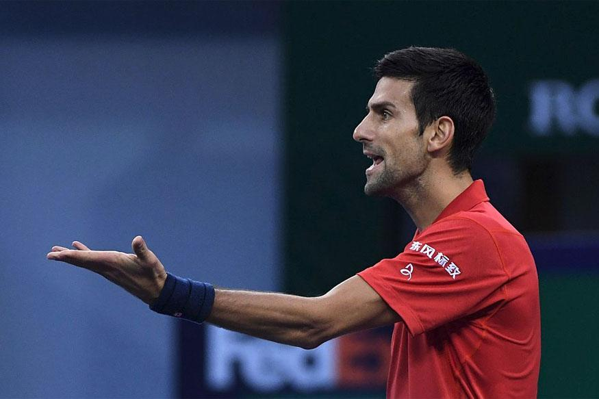 Roberto Bautista Stuns Novak Djokovic in Shanghai Masters