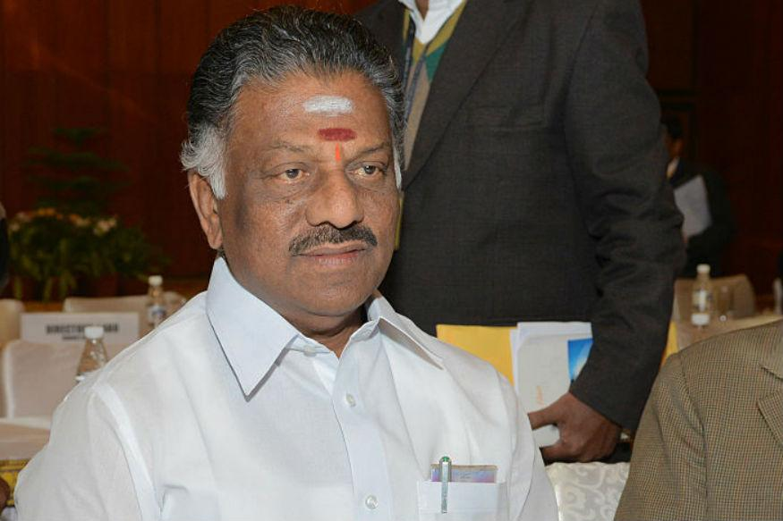 Panneerselvam to Chair Tamil Nadu Meet in Jaya's Absence