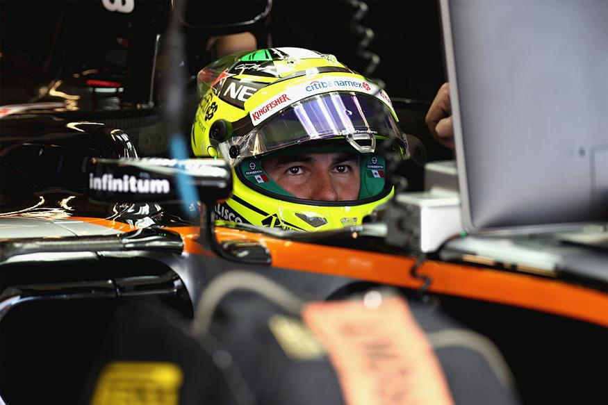 Force India Almost Seal Fourth Place After Good Show in Brazil