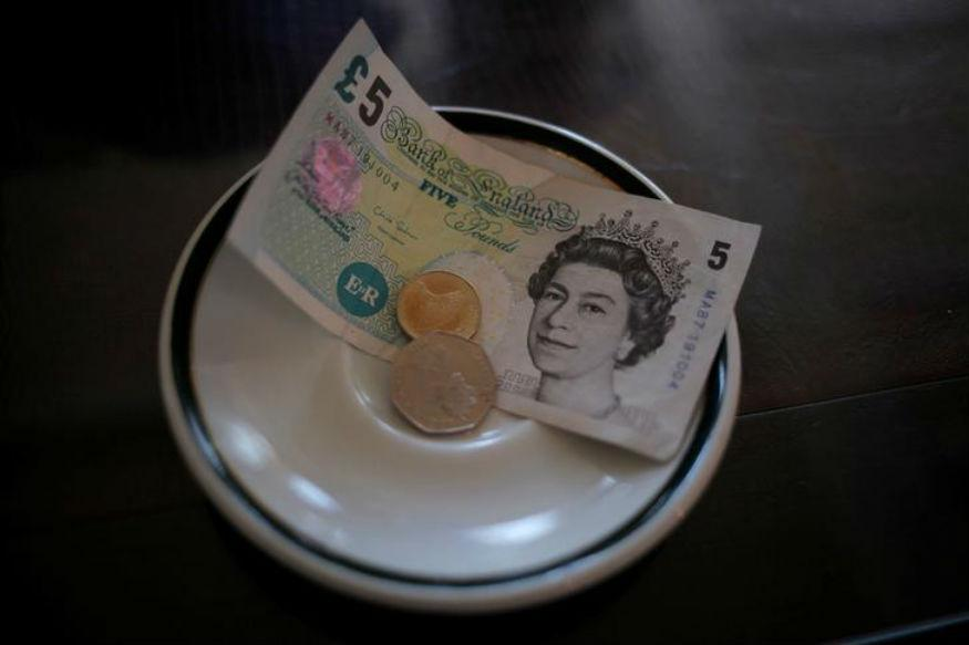 Pound Hit by 'Flash Crash' in Biggest Fall Since Brexit