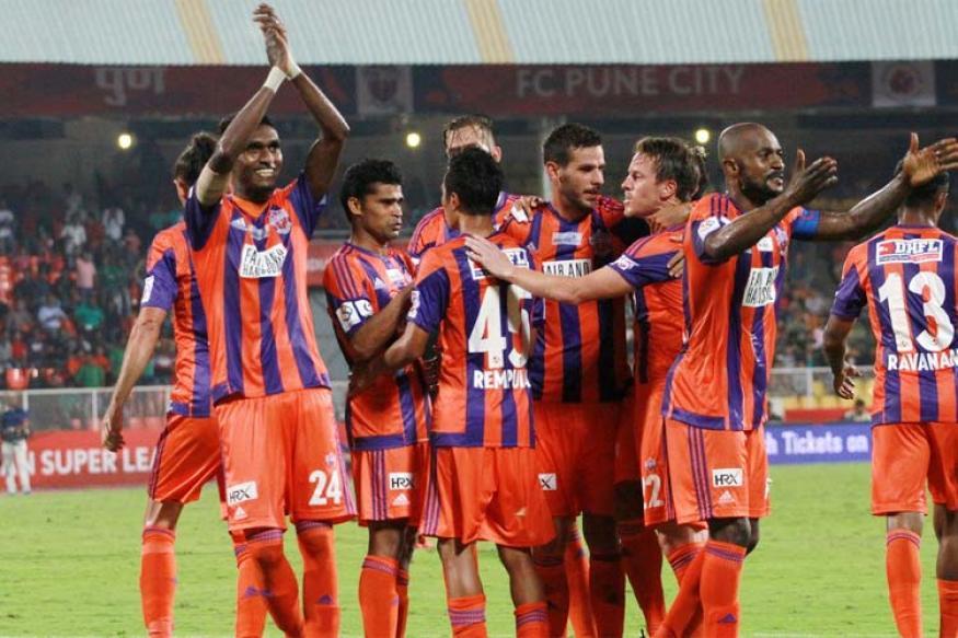 ISL 2016: Delhi Dynamos Suffer 3-4 Defeat to Pune City FC