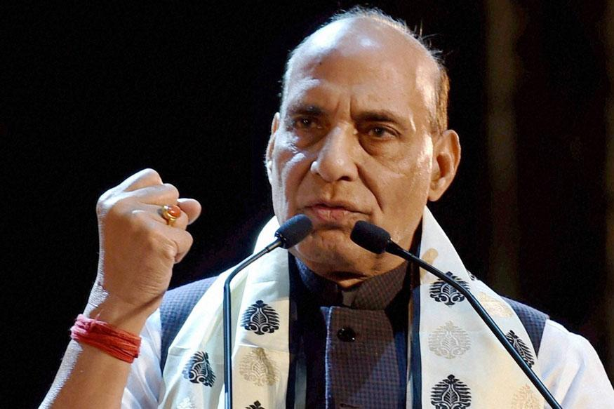 Ensure Safety of Kashmiris, They Are Equal Citizens of India: Rajnath to States