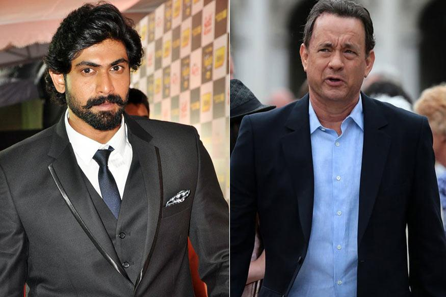 Rana Daggubati Dubs for Tom Hanks