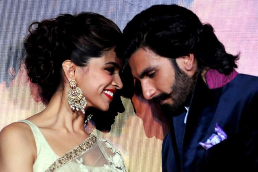 Is Ranveer Singh Miffed With Deepika Padukone?
