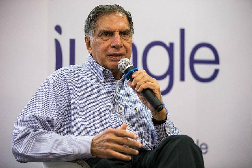 Ratan Tata Calls Demonetisation a 'Bold Act'