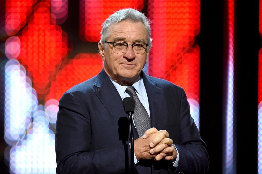 Robert De Niro to be Honoured With  Chaplin Award