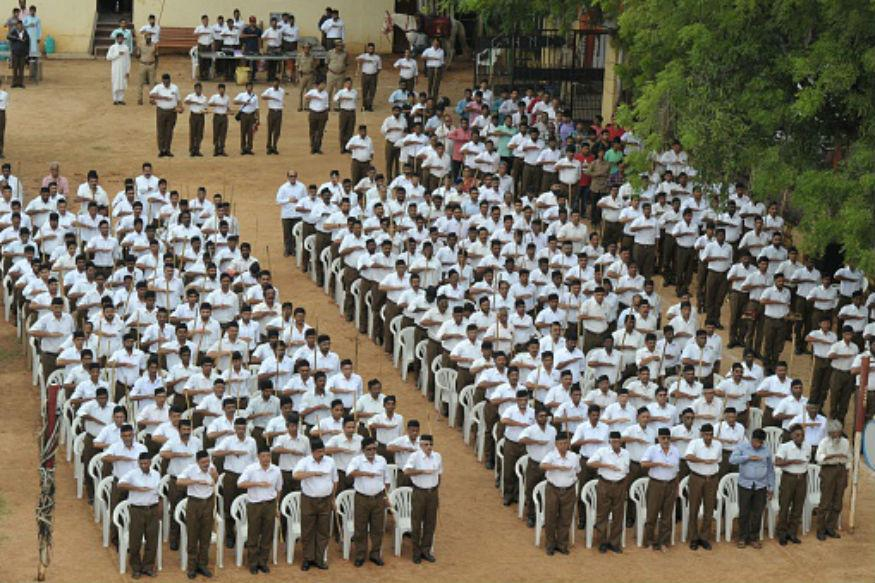 RSS Doesn't Encourage Contrary Views, Says Former Leader