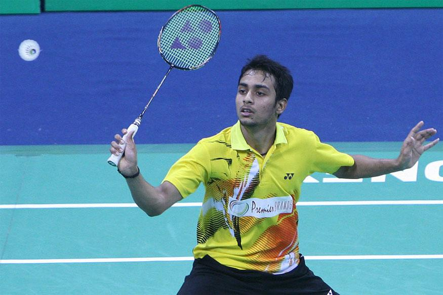 Indian Shuttler Sourabh Verma Clinches Chinese Taipei Title