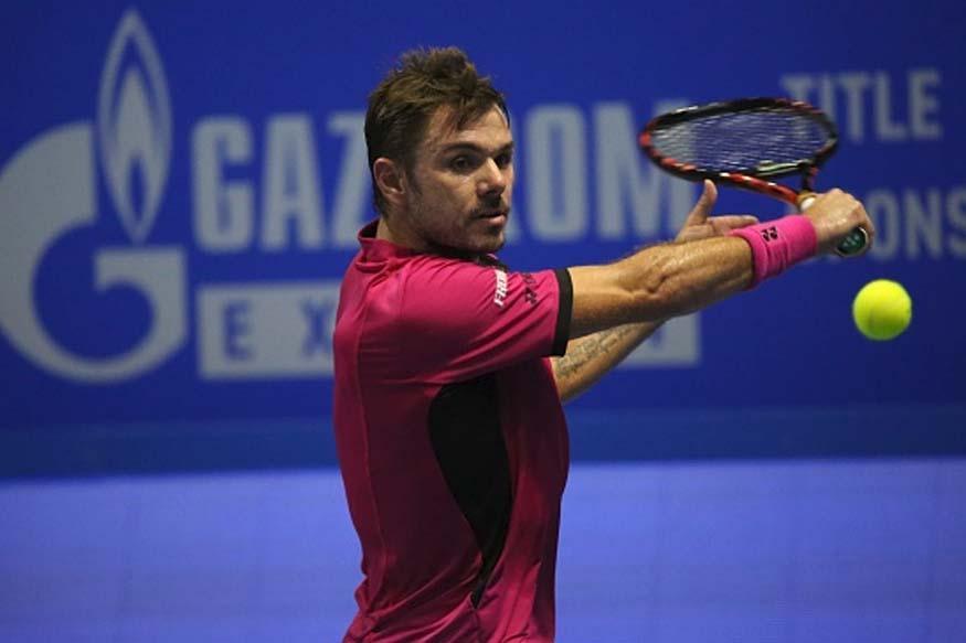 Stan Wawrinka Joins Rafael Nadal in Brisbane International