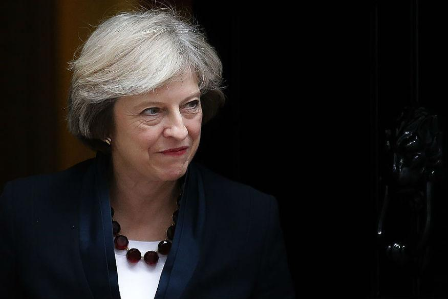 Britain's PM Theresa May Heads to India With Eye on Post-Brexit Trade