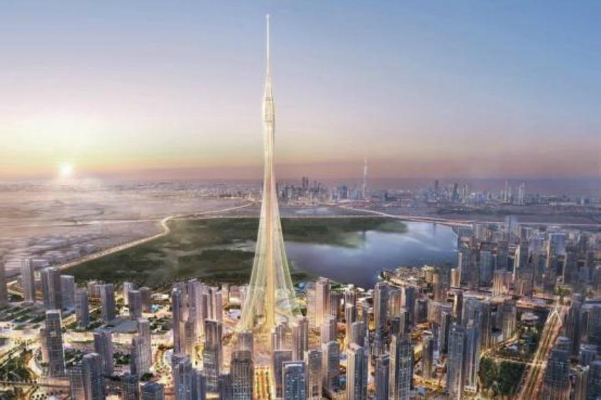Dubai Begins Building World's Tallest Tower