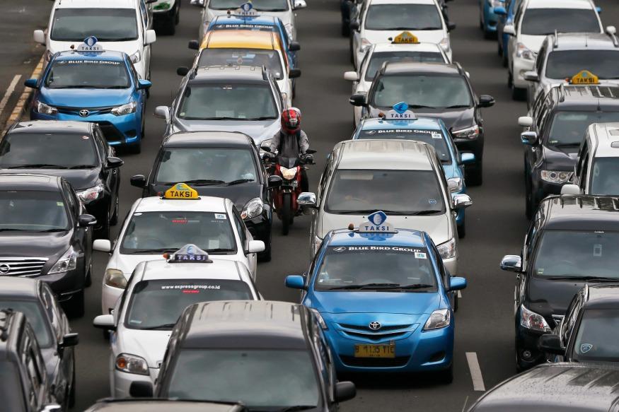 24-YO Indonesian Man Arrested For Streaming Porn Film On A Traffic Billboard