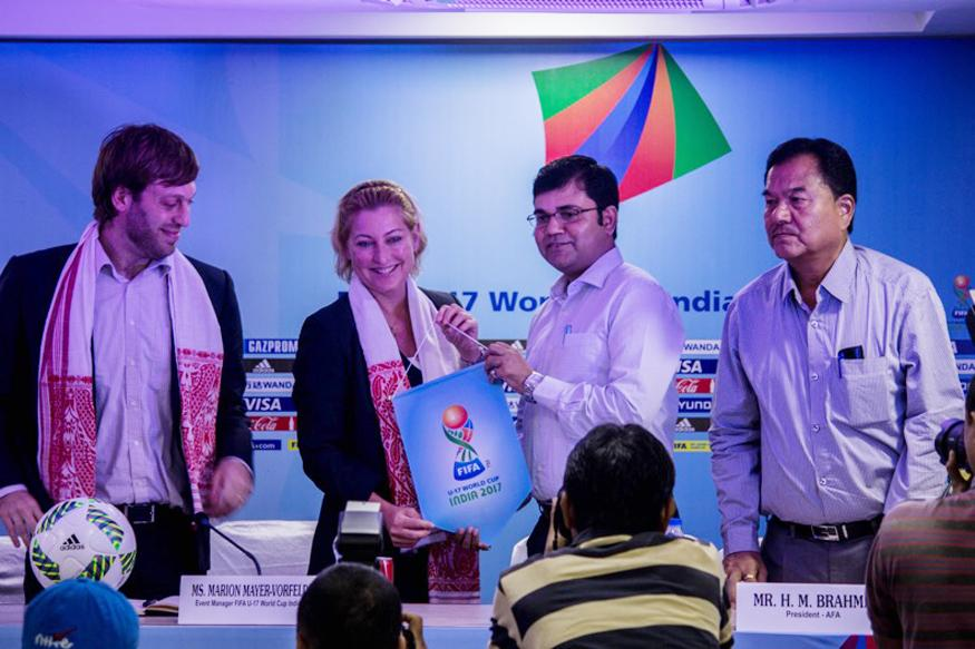 Our Entire Focus is on Grassroots Level, Says AIFF President Praful Patel