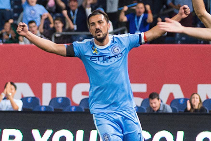 Kiko Narvaez, David Villa and Xavi Hernandez named new ambassadors of La Liga