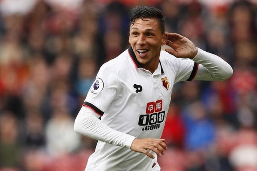 Watford's Holebas Stuns Middlesbrough With Superb Strike