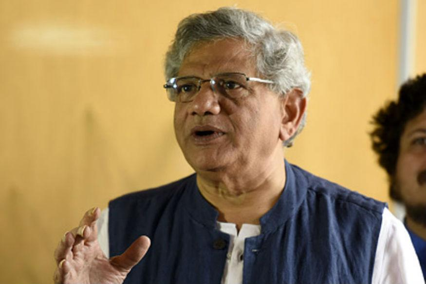 Modi Government Has Created Climate of Hate, Hostility: Yechury
