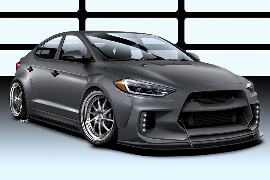 These Modified Cars at 2016 SEMA Are Blurring the Lines Between Fantasy and Reality