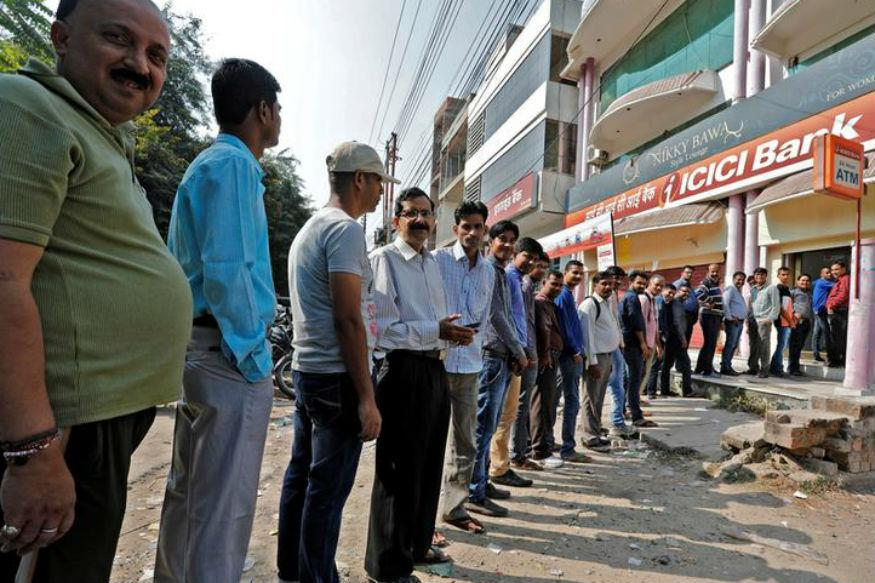 Here's What it Costs an Average Indian to Stand in a Bank Queue