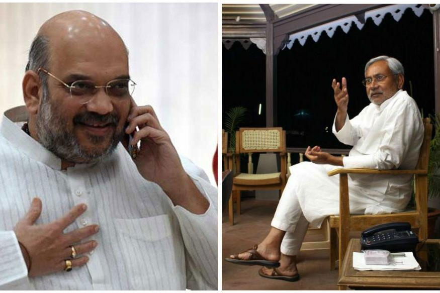 Amit Shah Welcomes Nitish Kumar's Support For Demonetisation