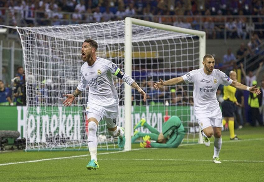 Madrid Derby: Real Madrid's Benzema, Ramos Recover for Atletico Madrid Test