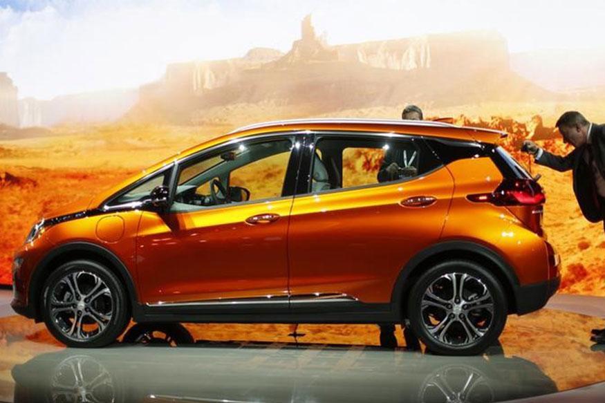 General Motors Ramps Up Chevrolet Bolt Production