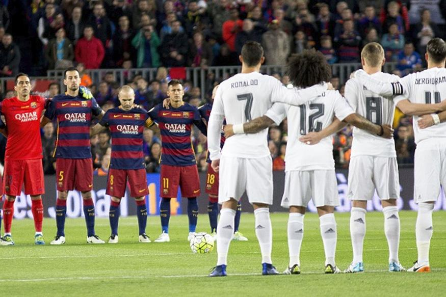 El Clasico to Hold Minute's Silence for Air Crash Victims