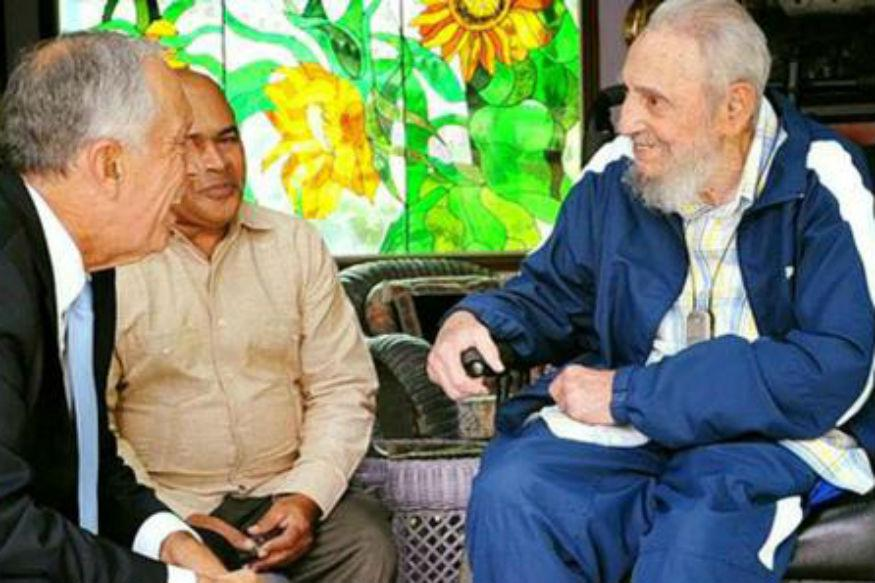 Cuban revolutionary icon Fidel Castro dies at 90