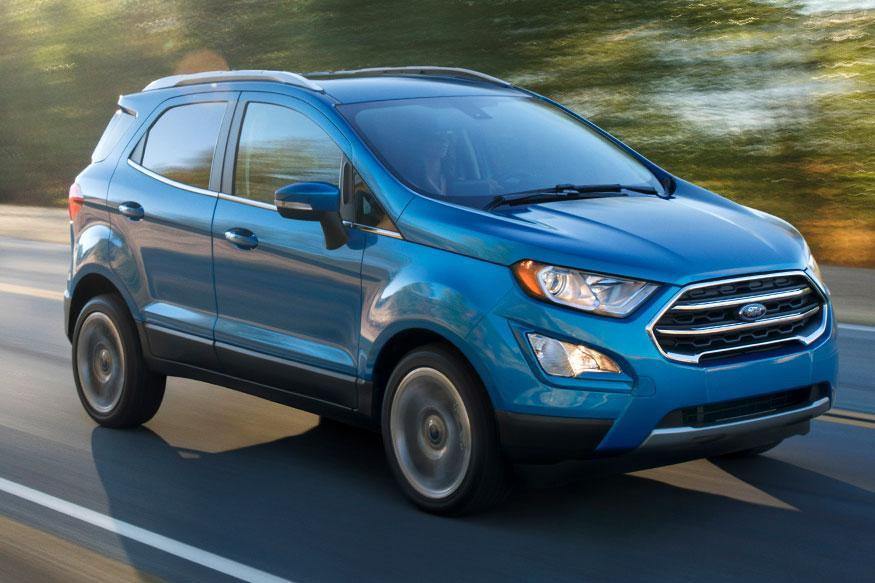 New Ford EcoSport Unveiled Ahead of 2016 LA Auto Show, Expected to Launch in India Next Year