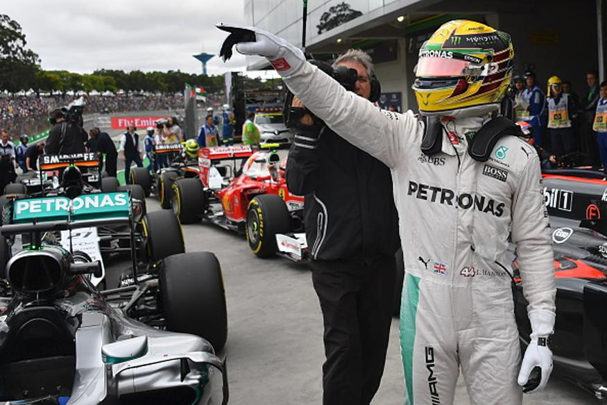 Brazilian Grand Prix: Lewis Hamilton Secures Pole Ahead of Nico Rosberg