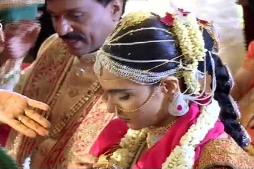 IT officials raid Janardhan Reddy's office, seeks details of his daughter's wedding