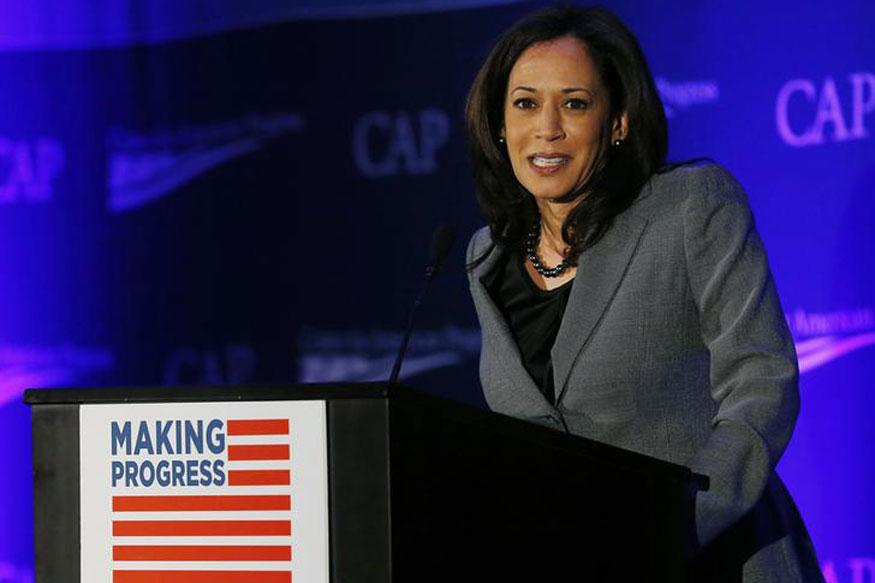 First Indian-American Senator Kamala Harris a Potential Democratic Presidential Candidate for 2020
