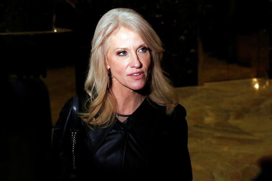 Trump Aide Kellyanne Conway Bashes Mitt Romney