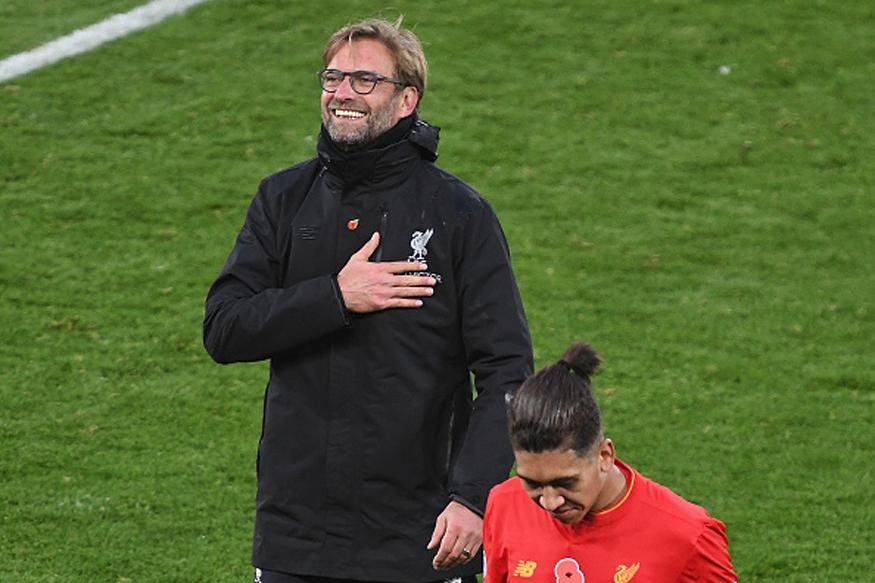 EPL: Jurgen Klopp Wants Liverpool to Stay Cool Amid Growing Excitement
