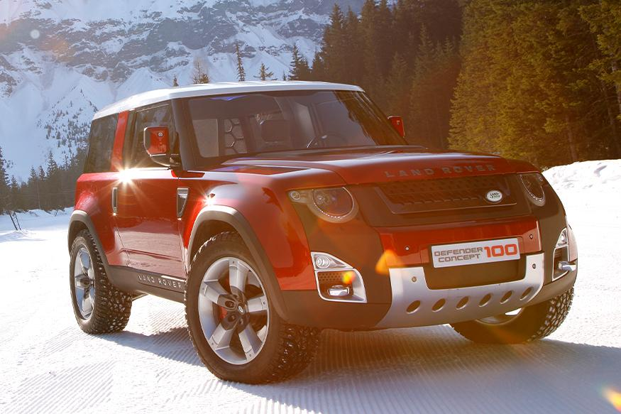 New Land Rover Defender to Be High-Tech, Even More Than the New Discovery
