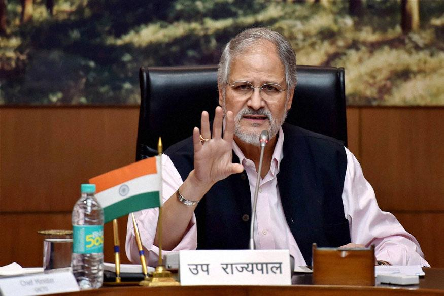 AAP's Reading of Constitution Leads to Conflicts with Centre, Says Najeeb Jung