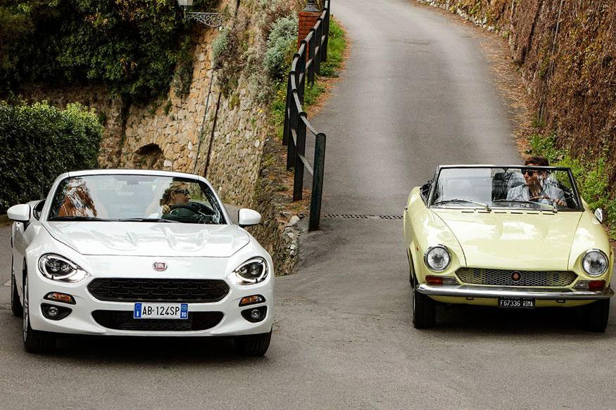 Fiat 124 Spider Completes 50 Years, A Look at What Made It so Popular