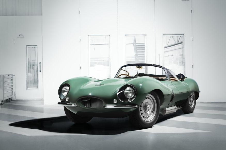 LA Auto Show 2016: Jaguar Took 60 Years to Complete This Beauty