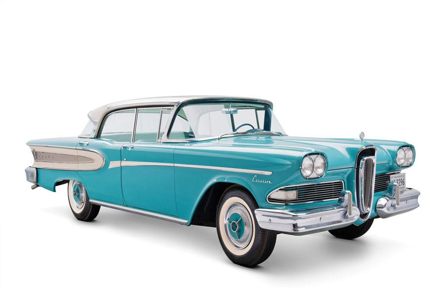 Ford Edsel and Seven Other Automotive Flops From History