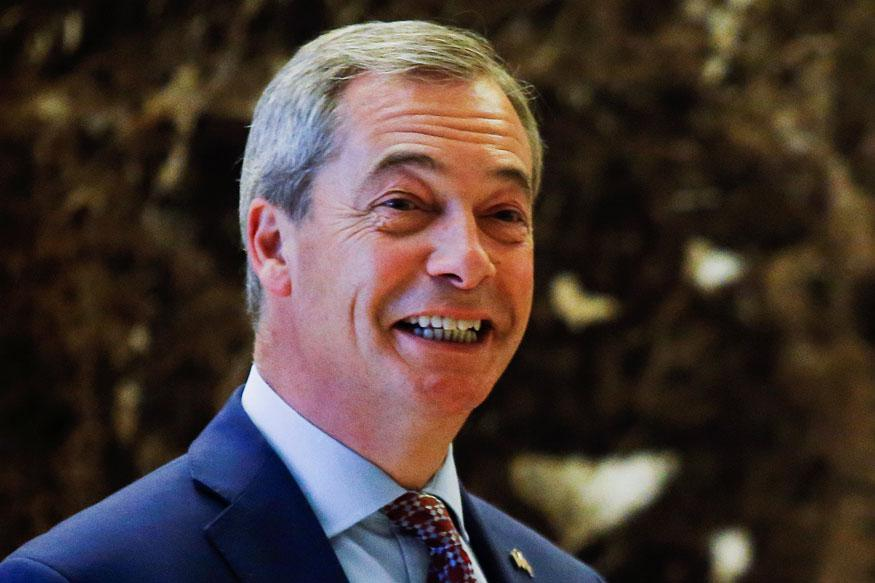 UKIP Names New Leader to Replace Donald Trump Ally Nigel Farage