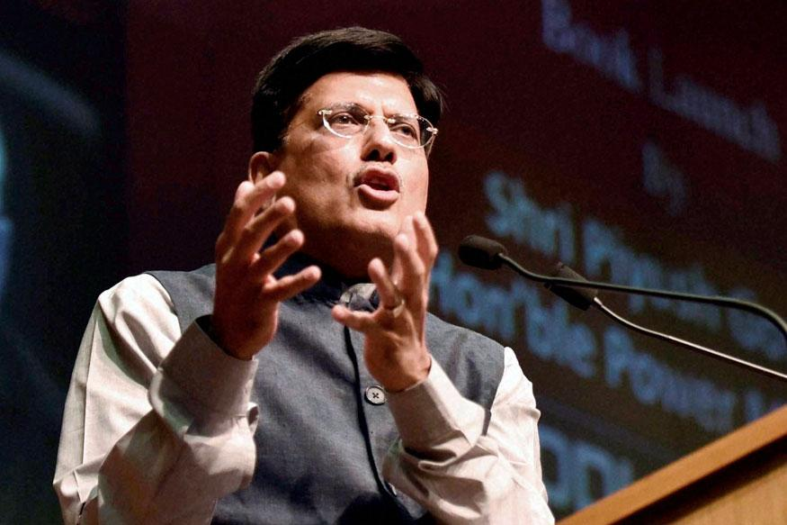 Coal Blocks Allocation Height of Organised Loot Under UPA: Piyush Goyal