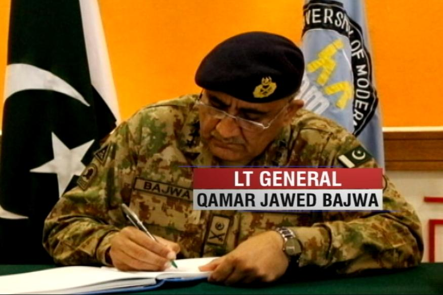 Qamar Javed Bajwa to Replace Raheel Sharif as Pakistan's New Army Chief