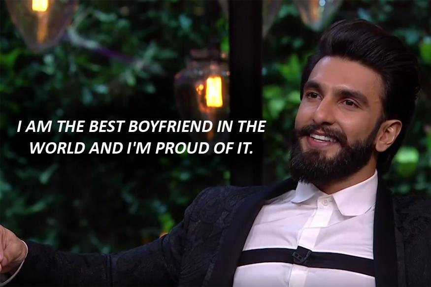 I Love Being Looked Upon As a Sex Symbol: Ranveer Singh