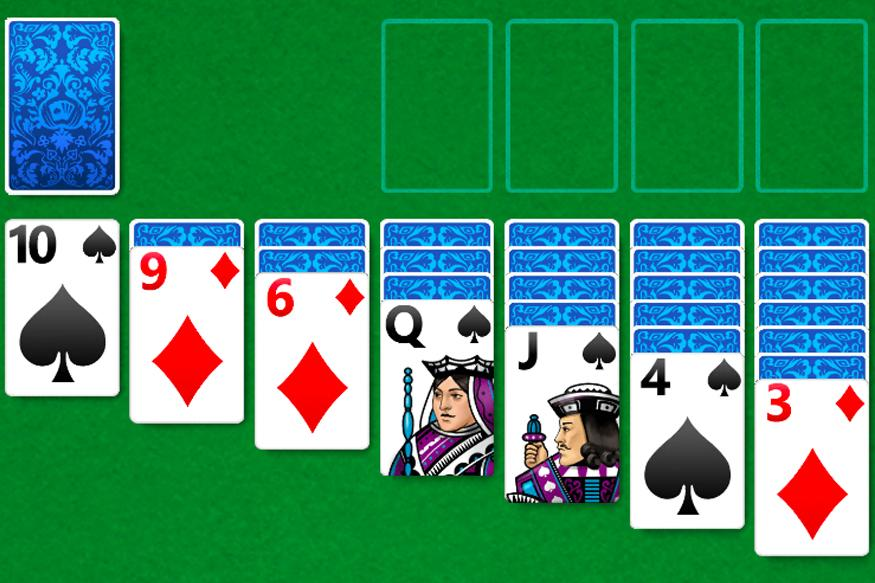 Microsoft's Famous Solitaire Game Comes to Android and iOS For the First Time
